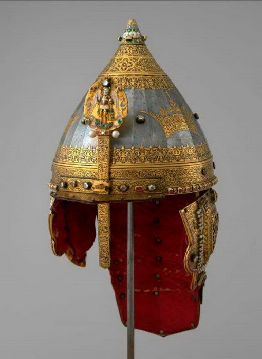 【原创】北上俄罗斯 (4)欣赏 俄罗斯博物馆的各种艺术藏品 - 含笑 - 含笑