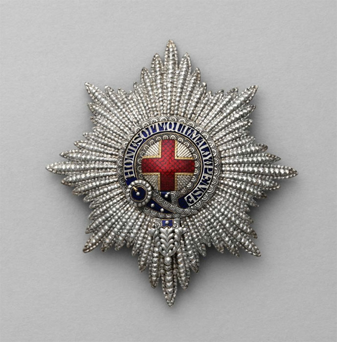 00# Star of the Order of the Garter