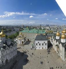Architectural Ensemble of the Moscow Kremlin