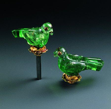 изумрудные птицы