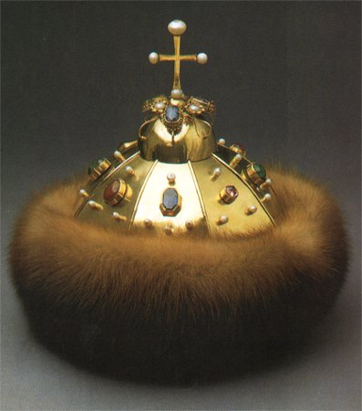 Crown of Monomakh of the Second set