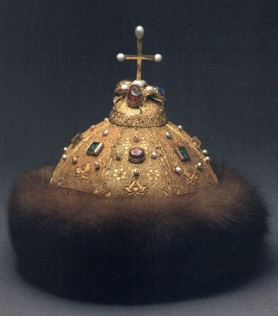 Crown of Monomakh